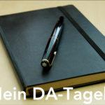 Mein DA-Tagebuch – Jetzt geht's los!