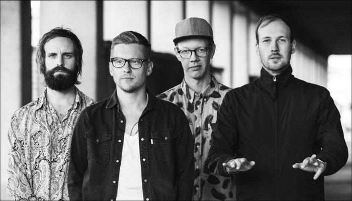 Die schwedische Alternative Pop Band Tiger Lou veröffentlichen das Album Trouble And Desire