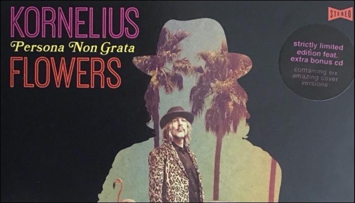 Kornelius Flowers hat sein Solo Album Persona Non Grata veröffentlicht