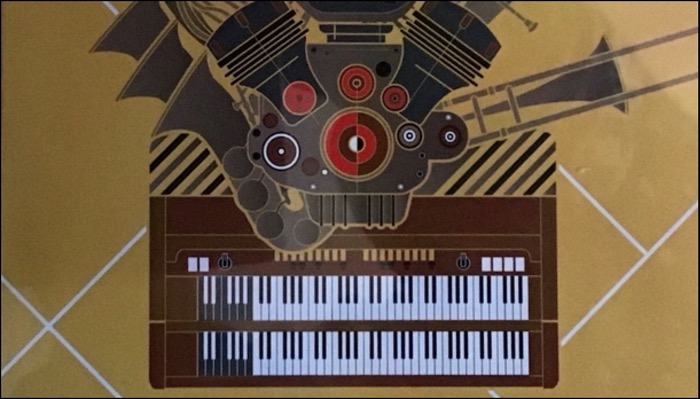 Matthias Bublath veröffentlich Album Eight Cylinder Bigband feat. Takuya Kuroda