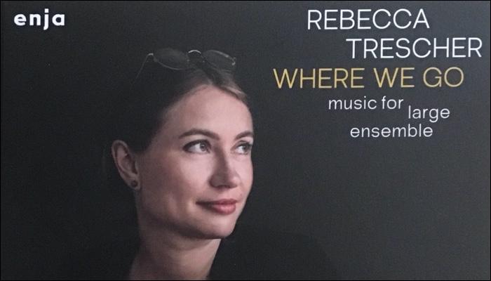 Die Musikerin Rebecca Trescher veröffentlichte ihr Album WHERE WE GO