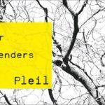 Pleil | Die Spur des Kalenders – Album vor der Veröffentlichung