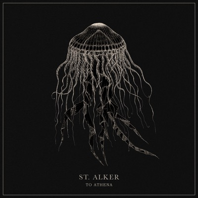 To Athena Single St. Alker Cover