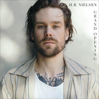 H.B. Nielsen Album Grand Opening veröffentlicht