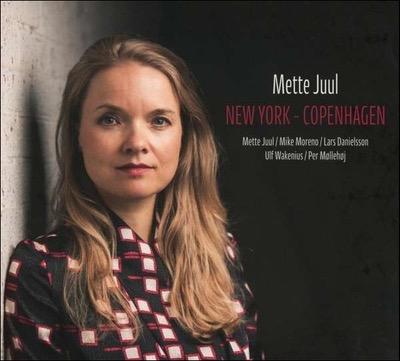 Mette Juul veröfferntlicht die EP New York - Copenhagen