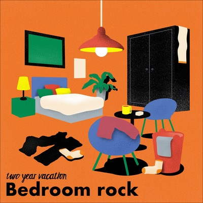 Two Year Vacation hat die EP Bedroom Rock veröffentlicht