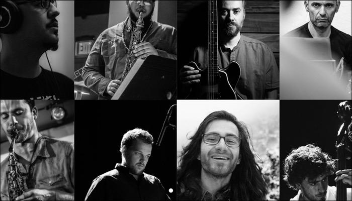 Die Focusyear Band 2020 hat das Album Open Arms veröffentlicht