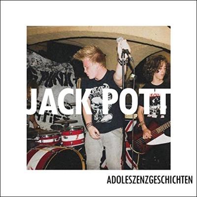 Jack Pott veröffentlichen EP Adoleszenzgeschichten
