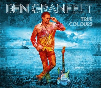 True Colours heißt das 18. Studioalbum des finnischen Gitarristen Ben Granfelt