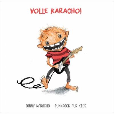 Jonny Karacho mit dem Album Volle Karacho