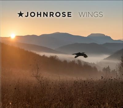 JohnRose hat das Album Wings veröffentlicht