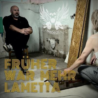 Rauschflut - Früher war mehr Lametta Single