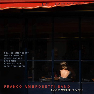 Franco Ambrosetti Band - Lost Within You Album Cover