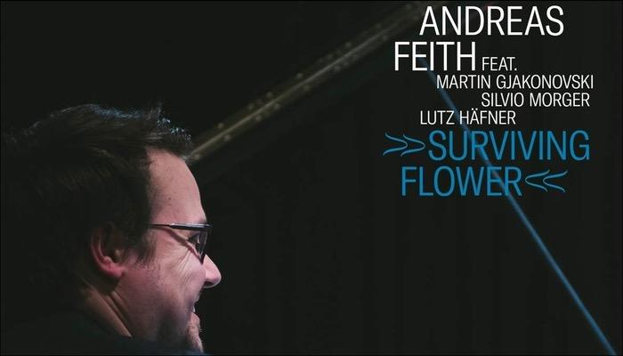 Andreas Feith veröffentlicht das Album Surviving Flower