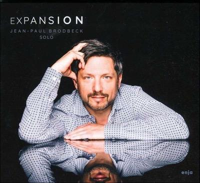 Jean-Paul Brodbeck Expansion Album Cover