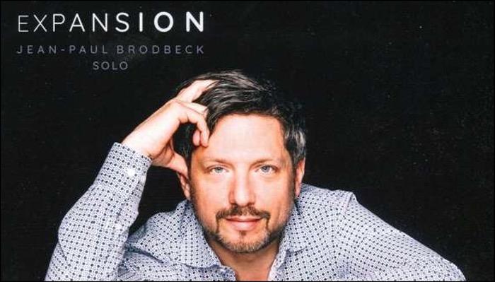 Jean-Paul Brodbeck veröffentlicht das Album Expansion