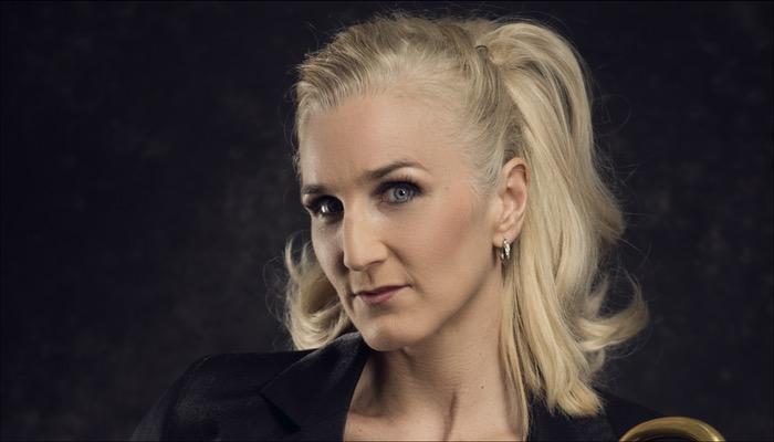 Karin Hammar Fab4 haben das Album Strings Attached veröffentlicht