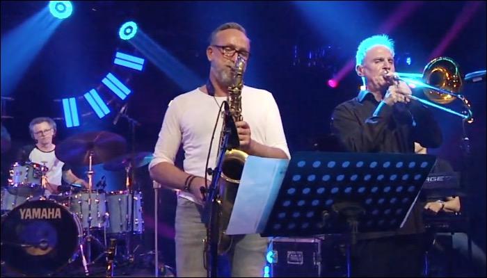 Bernd Junker, Oliver Helmert und Stefan Golinski von NIGHTWATCH
