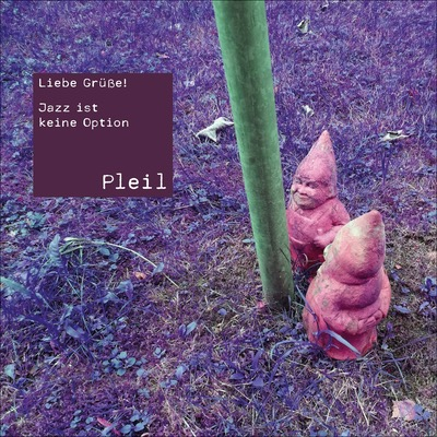 PLEIL Vinyl Singe Liebe Grüße/ Jazz ist keine Option Cover
