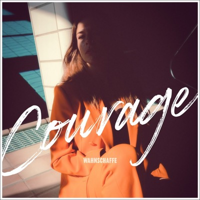 Wahnschaffe EP Cover Courage