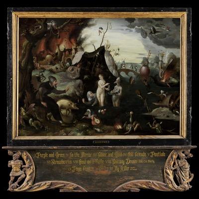 Benedikt Balcony Dream Album Cover