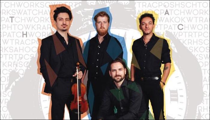 Chronatic Quartet veröffentlicht das Album Patchworks