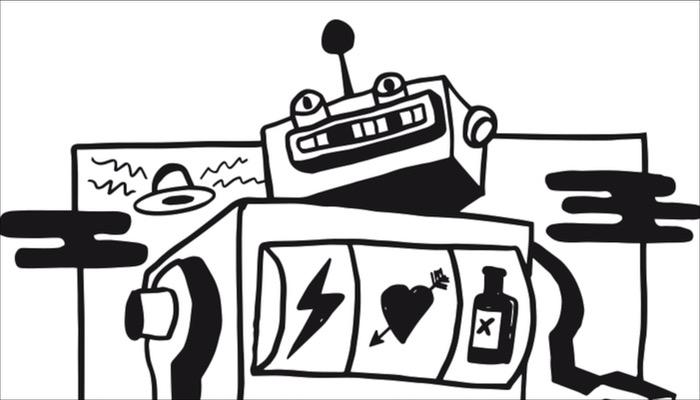 I AM MACHINE veröffentlichen am 14.05.21 die erste von drei geplanten EP