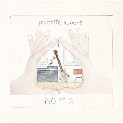 Jeanette Hubert Home Album Cover
